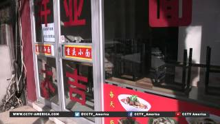 China's cities see mass exodus for New Year