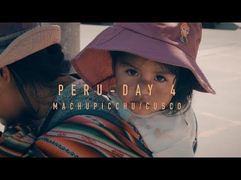 Peru Day 4- Machupicchu/Cusco