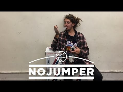 The Brandon Begin Interview - No Jumper