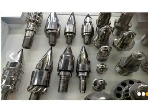 Screw and Barrel for injection molding and extruder machine