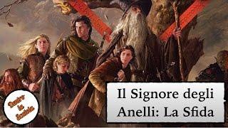 Dentro la Scatola (recensione 026) - Il Signore degli Anelli: La Sfida