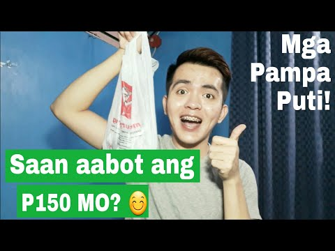 BEST WHITENING PRODUCTS na Affordable: P150 CHALLENGE!