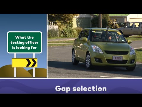 Drive: How to pass the NZ restricted licence test