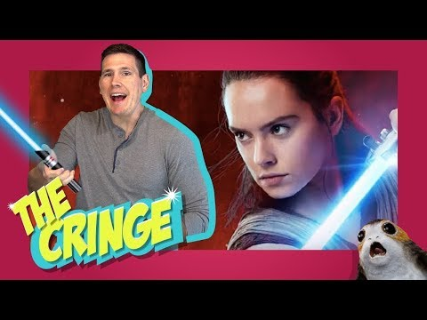 The Last Jedi Is The Best Star Wars Movie Ever!!!! : The Cringe Ep13