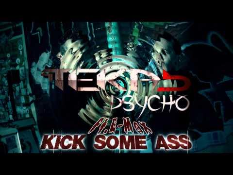 Teka B 'Psycho' Official Album Trailer 2012 (192 KB/S) .wmv