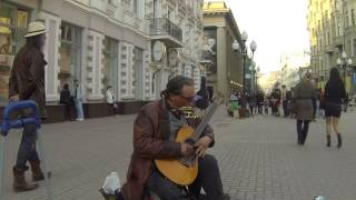 Streets of Moscow - Harbat