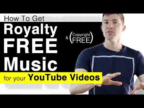 How To Get Royalty Free Music and Sounds Effects (Copyright FREE) For Your YouTube Videos