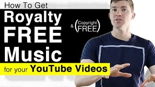Video How To Get Royalty Free Music and Sounds Effects (Copyright FREE) For Your YouTube Videos download MP3, 3GP, MP4, WEBM, AVI, FLV September 2018