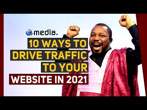 10  Proven Ways to Drive Traffic to Your Website | The Fastest Ways to Bring Traffic to a Website