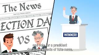WADADA News for Kids animation - #Fakenews #Truth #Real