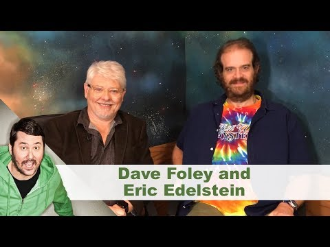Post-Sesh Interview w/Dave Foley and Eric Edelstein