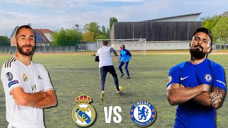 CHELSEA VS REAL MADRID !🤩 ( Giroud VS Benzema) ligue des champions