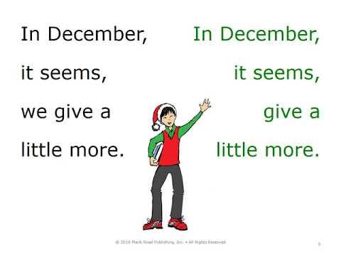 In December