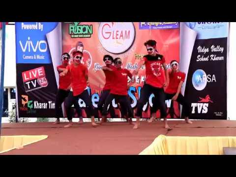 Group Dance Performance || Dance Talent Show || Fusion