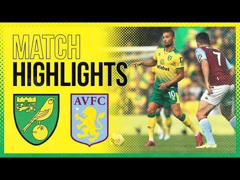 MATCH HIGHLIGHTS | Norwich City 1-5 Aston Villa