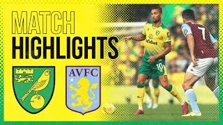 MATCH HIGHLIGHTS | Norwich City 1-5 Aston Villa