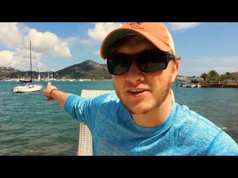 PSYCHOTIC CAT ATTACK -- Island Vlog 002 (Walks, Talks, and Drones...)