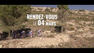 J-15 avant la première course de l'Équipe cycliste Groupama-FDJ !
