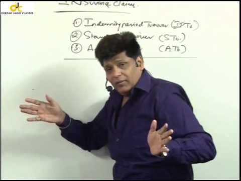 insurance claim by Dr Deepak Jaggi