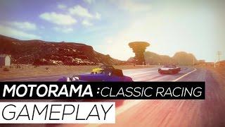 MOTORAMA : Classic Racing - Ótimo Jogo de Corrida Ambientado Nos Anos 50