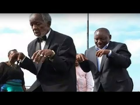 Cyril Ramaphosa - Shut Up (Gqom Edition)