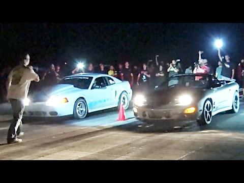 Street Race Cars >> Insane Missouri Street Racing Compilation 2017