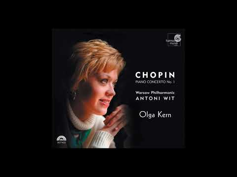 Frédéric Chopin: Piano Concerto No.1 – Olga Kern, Warsaw Philharmonic, Antoni Wit (Audio video)