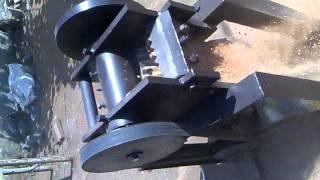 Дщ80-100 дробилка щебня кирпича камня мрамора мини(, 2012-08-02T07:34:53.000Z)