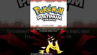 Pokemon Platinum - Pokémon Platinum  Oreburgh City Gym Challenge! Roark the rock type specialist! - User video