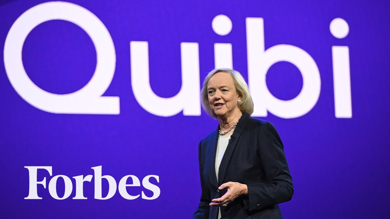 The Billionaire Behind Quibi Bets Big On New Mobile Streaming Service   Forbes