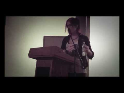 Activist & Writer Monika MHz Lecture @ COCC Bend, OR on DV/IPV