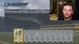 WALKOUT IN A FIFA 17 SILVER PACK!!!!