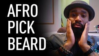 Afro pick your beard | Joel L Daniels thumbnail