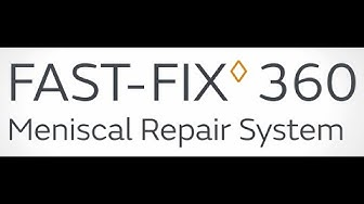 FAST-FIX™ 360 Meniscal Repair System
