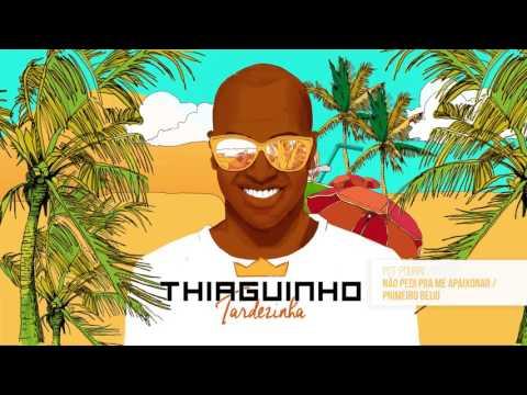 Thiaguinho - Não Pedi pra Me Apaixonar  Primeiro Beijo Álbum Tardezinha Áudio