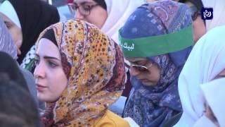 نقابة المهندسين تقيم مهرجان مهندسون من أجل فلسطين والقدس في عمان - (30-7-2017)