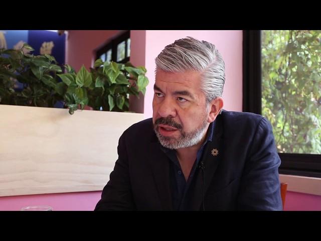 Raúl Flores García: Presidente del PRD en la CDMX - Voto Informado 2018