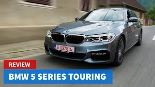 Is the new BMW 5 Series Touring (G31) the PERFECT car?! / Review #07