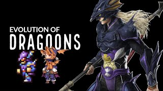 The Complete Evolution of Dragoons
