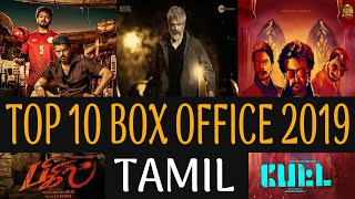 Top 10 Box Office collection 2019 | Tamil