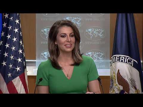 Department Press Briefing