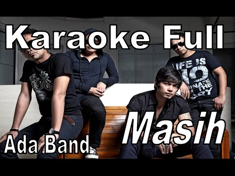 Karaoke Ada Band  Masih | Karaoke Masih Ada Band | Karaoke Ada Band