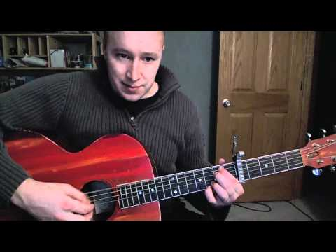 Comes and Goes- Guitar Lesson- Greg Laswell (Todd Downing)