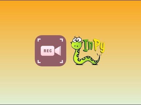 Computer Screen Recording using Python & OpenCV