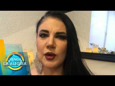 Alejandra Ávalos dice haber vivido una pesadilla con Érika Buenfil y Laura Flores.| Venga La Alegría
