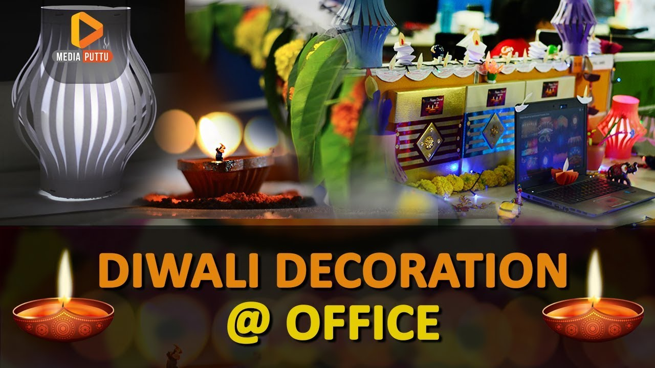 Diwali Office Decoration Ideas Bay Decoration Technopark 2018