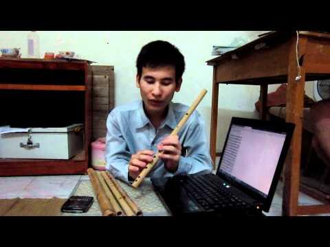 Hướng dẫn thổi sáo: Bài Tình nhi nữ(Tây Vương Nữ Quốc) - sáo trúc Cao Trí Minh