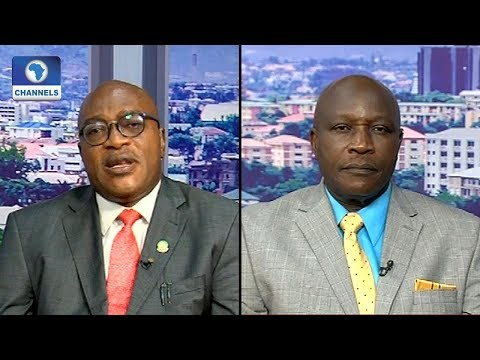 Experts Want More Funding In The Security Sector Pt.1 |Sunrise Daily|