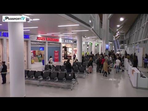 שדה התעופה רמון פתוח - צפו בטיסה הראשונה שנחתה בו