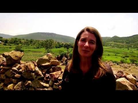 "Melinda Gates: ""I have a dream that..."""
